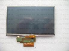 5,0 Display Tomtom Via 825 used / gebraucht