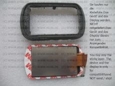 Klebepad Klebefolie Garmin Etrex Touch 35 Glue Sticker 3M Klebefolie