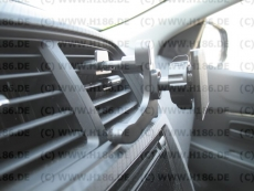 #324 passend TomTom Rider 400 410 420 450 500 550 PKW Car Lüftung Halterung mit intelligentem Federmechanismus Holder Mount