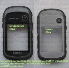 #207 Frontglas Garmin eTrex 10 20 30 20x 30x Ersatz Glass Glas Replacement Part