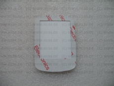 #220 Frontglas Garmin Edge 200 500 Ersatz  Glass Glas Replacement Part