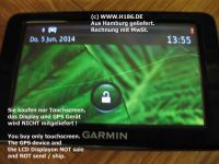 Touchscreen Garmin 2445 2455 2465 2475 2495