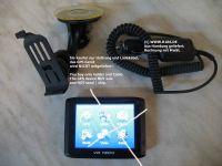 Original VD Tech NVA-03560 Halterung Halter mit Ladekabel