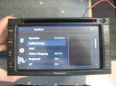6,1 Touchscreen Pioneer AVIC-F550BT AVIC F550 BT repalacement