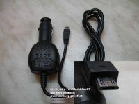 #76 Ladekabel 5V 2A Micro Mikro USB gerader Stecker pasend Garmi