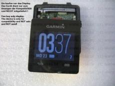 Garmin Vivoactive Sport GPS Smartwatch Ersatz Display Replacement Klebefolie Sticky Layer