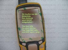 Klebepad Klebefolie Garmin GPSMAP 62 62st 64 64s 64st Astro 320 430 Alpha 50 Glue Sticker