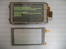 Touchscreen Garmin Montana Outdoor 600 610 650 680