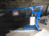 Hand Spritzgussmaschine Spritzgießmaschine Bausatz Injection molding machine Set