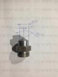Ersatz Einspritzdüse für unsere Spritzgussmaschine