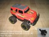 #339 passend Dickie Toys 201119121 RC Red Thunder Achsaufhängung Ersatzteil