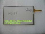 6,0 Touchscreen 145x88 35mm Flachkabel