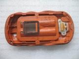 Garmin Oregon 400 Back Cover Frame Rueckseite Abdeckung Gehaeuse Case #2621