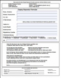 Suchren Sie nach display reperatur formular ?