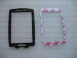 #204 original Frontglas Garmin GPSMAP 60 60C 60CS 60Cx 60CSx Astro 220 Ersatz Glass Glas Replacement Part used gebraucht