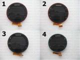 Garmin Forerunner 230 / 235 Ersatz Display Replacement Repair Part + Klebefolie  + Schutzfolie
