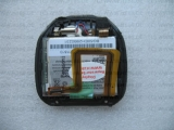 Garmin Forerunner 910XT Back Cover Frame Gehaeuse Case mit Akku #0418